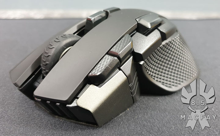 Corsair Ironclaw RGB Wireless / MM350 « Champion Series »