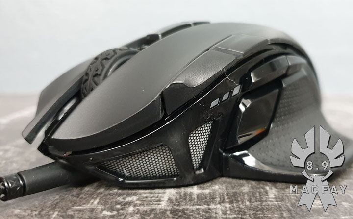 Souris Gaming Corsair Nightsword RGB