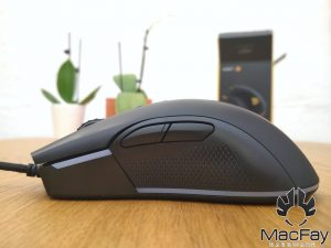 Test Aukey GM F1