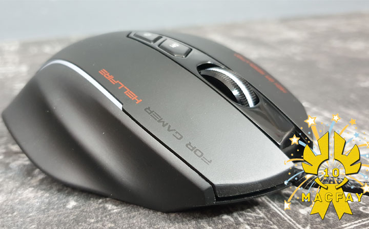 [UNBOXING/TEST] Souris Gaming Hellfire Empire Gaming