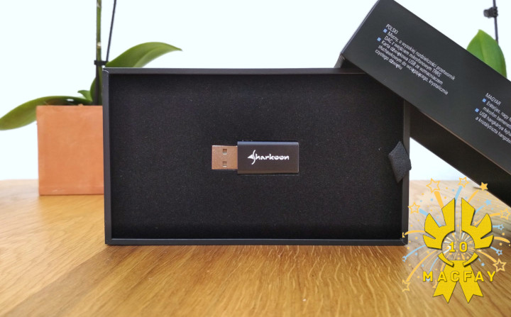 [UNBOXING/TEST] Sharkoon Gaming DAC Pro S
