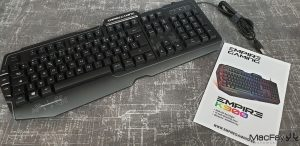 Clavier Empire Gaming K900