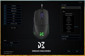 Test Dream Machines DM5 Blink
