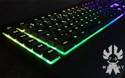 Clavier CORSAIR K57 RGB WIRELESS