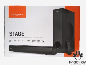 Test Creative Stage