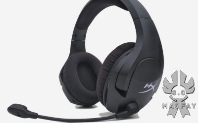 Test du HyperX Cloud Stinger Core Wireless 7.1