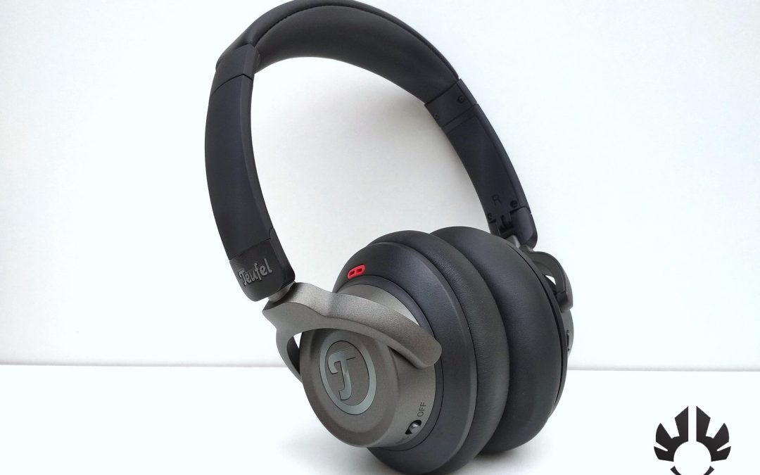 Test : Teufel Real Blue NC, un casque hi-fi Bluetooth avec suppresseur de bruit