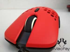 Test HK Gaming Mira M