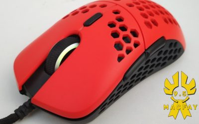 Test : Souris HK Gaming Mira-M