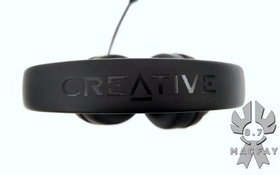 Test du casque Creative SXFI Gamer
