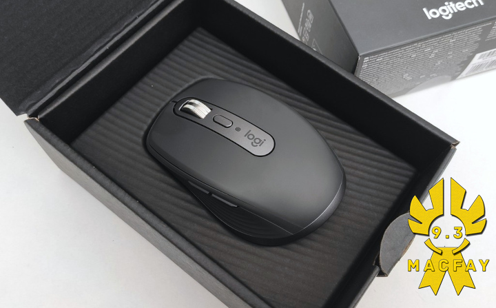 Logitech MX Anywhere 3 en test