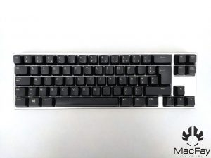 Test Tai-Hao Rubber Keycaps