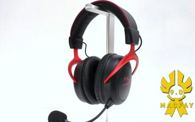 Test du HyperX Cloud II Wireless